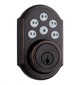 Electronic Kwikset lock